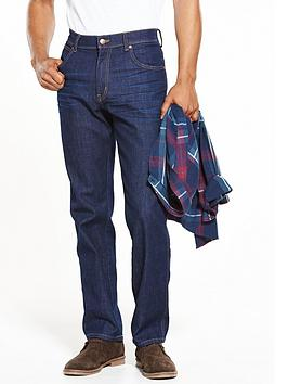 Wrangler Wrangler Texas Stretch Original Regular Jeans