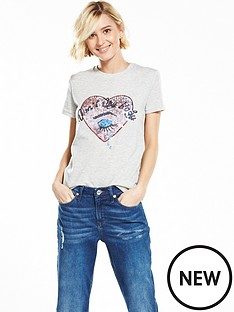 river-island-river-island-don039t-cry-baby-sequin-tshirt