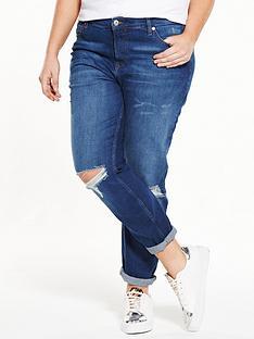 ri-plus-river-island-mom-high-rise-ripped-jeans