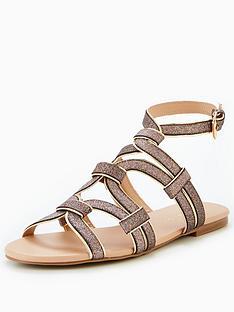 v-by-very-trina-caged-flat-sandal-pink-shimmer