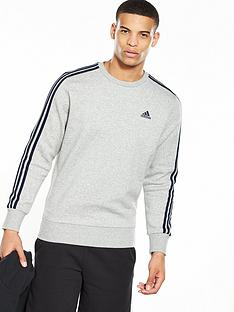 adidas-essentials-3s-crew-neck-sweat