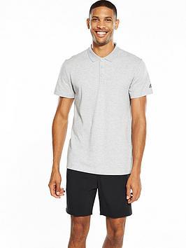 adidas-essential-basenbsppolo-shirt