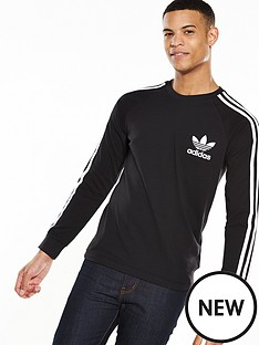 adidas-originals-long-sleeve-piqueacute-t-shirt-blacknbsp