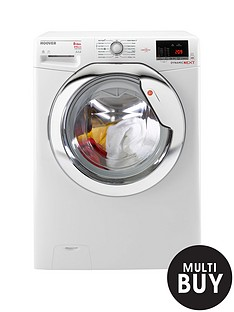 hoover-wdxoc686c1-dynamic-next-classic-one-touchnbsp8kg-wash-6kgnbspdry-1600-spin-washer-dryer-white
