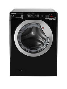 hoover-dynamic-next-classic-one-touchnbspwdxoc686cbnbsp8kgnbspwash-6kgnbspdry-1600-spin-washer-dryer-black