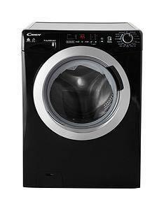 candy-gvsw496dcabnbspsmart-touch-9kgnbspwashnbsp6kgnbspdry-1400-spin-washer-dryer-black