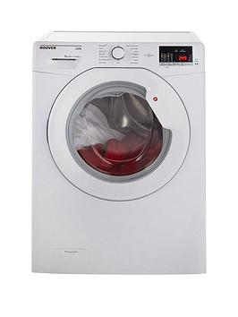 Hoover Link One Touch Hla1492D3 9Kg Load 1400 Spin Washing Machine  White