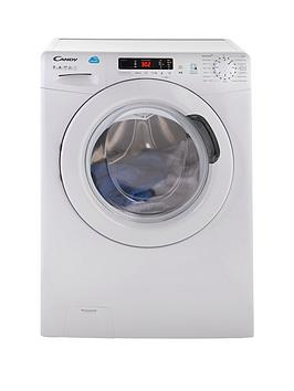 Candy Smart Touch Cs492D3W 9Kg Load 1400 Spin Washing Machine  White