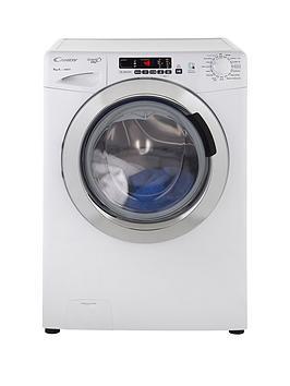Candy Gvs149Dc3 GrandO Vita Smart Touch 9Kg Load 1400 Spin Washing Machine  White