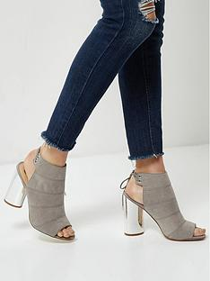 river-island-suede-tie-back-shoe-boot