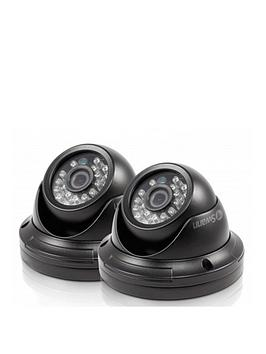 Swann 2Pack 720P Dome Cameras