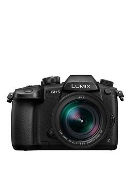Panasonic Panasonic Dc-Gh5Leb-K Lumix Compact System Mirrorless Camera  ... Picture