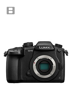 panasonic-lumixnbspg-dc-gh5eb-k-compact-system-camera-4k-uhd-203mp-wi-fi-olednbsplive-viewfinder-32-lcdnbspvari-angle-touch-screen-body-only