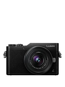panasonic-lumix-dmc-gx800-compacyt-system-16mp-4k-wifi-12-32mm-lens-black
