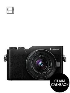 panasonic-lumixnbspg-dc-gx800kebknbspcompact-system-camera-12-32mmnbspinterchangeable-lens-4k-ultra-hd-16mp-4x-digital-zoom-wi-fi-3-inchnbsptiltablenbsplcdnbsptouch-screen-black