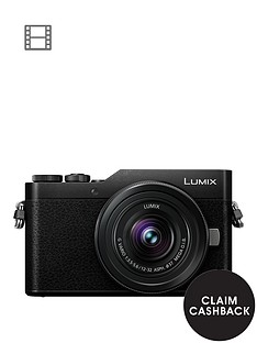 panasonic-lumixnbspg-dc-gx800kebknbspcompact-system-camera-12-32mmnbspinterchangeable-lens-4k-ultra-hd-16mp-4x-digital-zoom-wi-fi-3-tiltablenbsplcdnbsptouch-screen-black