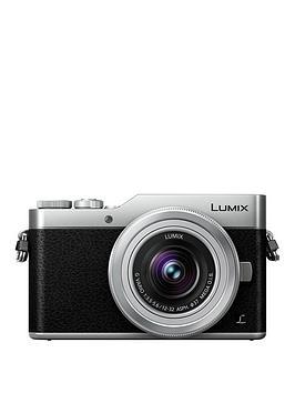Panasonic DcGx800Kebs Lumix G Compact Camera  Black &Amp Silver