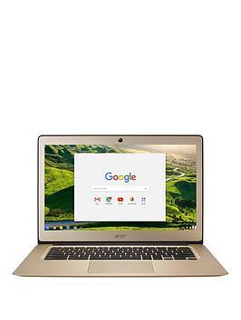 Acer Chromebook 14 Intel Celeron 2Gb Ram 32Gb Storage 14 Inch Chromebook  Gold