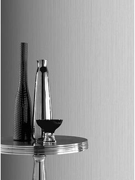 ARTHOUSE Arthouse Stardust Wallpaper - Silver Picture