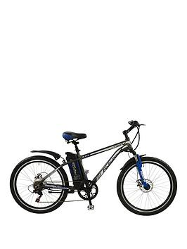 Falcon Spark Comfort Mountain Electric Bike 17.5 Inch Frame