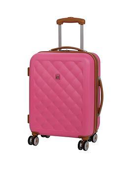 It Luggage Fashionista 8Wheel Expander Cabin Case