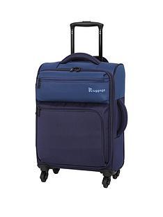 it-luggage-megalite-4-wheel-dual-colour-cabin-case