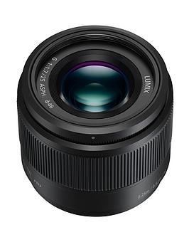 Panasonic Lumix G HH025EK 25MmF1.7 Asph Lens.