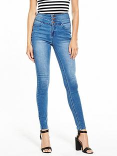v-by-very-macy-high-waisted-skinny-jean-mid-blue