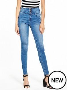 v-by-very-macy-high-waisted-skinny-jean-mid-blue