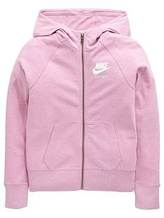 nike-nike-older-girls-gym-vintage-hoody-full-zip