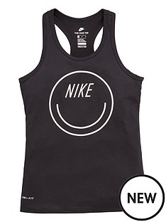 nike-older-girls-dry-fit-smiley-vest-top