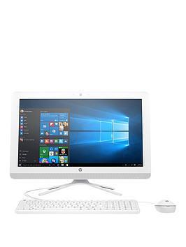 Hp 22B020Na Intel&Reg Pentium&Reg 8Gb Ram 1Tb Hard Drive 21.5 Inch Full Hd AllInOne Desktop Pc  White  All In One Only