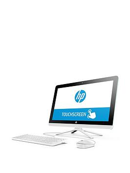 Hp 22B028Na Intel&Reg Pentium&Reg 8Gb Ram 1Tb Hard Drive 21.5 Inch Touchscreen All In One Desktop Pc  Teal  All In One With Microsoft Office 365 Home