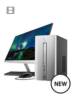 hp-pavilion-570-p050na-intel-core-i5nbsp8gbnbspramnbspddr4-1tbnbsphard-drivenbspdesktop-pc-bundle-with-24-inch-full-hd-monitor-silver