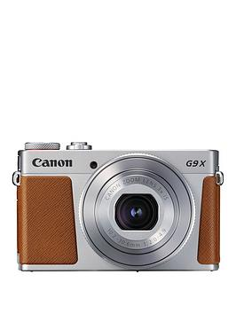 Canon   Powershot G9X Mark Ii Camera Silver