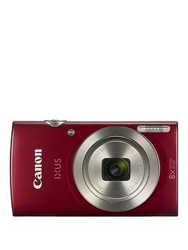 Canon   Ixus 185 20 Megapixel Camera - Red