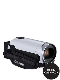 canon-legria-hf-r806-camcorder-white-with-a-freenbsppraktica-32gb-sd-card