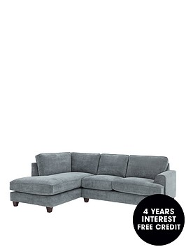 ideal-home-new-camden-left-hand-fabric-corner-chaise-sofa
