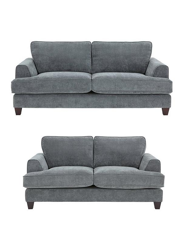 Awesome New Camden 3 Seater 2 Seater Fabric Sofa Set Buy And Save Home Interior And Landscaping Eliaenasavecom