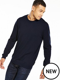 v-by-very-crew-neck-jumper-navy