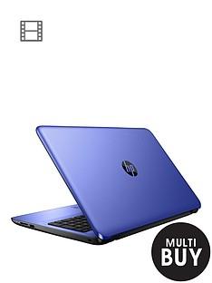 hp-15-ay021na-intelreg-pentiumreg-n3710-quad-processor-4gb-ram-1tb-hard-drive-156-inch-laptop-with-optional-microsoft-office-365-home-blue