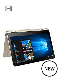 hp-pavilion-x360-13-u102na-intel-core-i5-7200unbspprocessor-8gb-ram-128gbnbspssd-133-inchnbsptouchscreen-2-in-1-laptop-with-optional-microsoft-office-365-home-gold