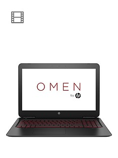 hp-omen-15-ax202na-intel-core-i5-7300hqnbspprocessor-8gb-ram-1tb-hard-drive-nbsp128gbnbspssd-156-inch-full-hd-gaming-laptop-with-2gbnbspnvidia-gtx-1050-graphics-shadow-mesh