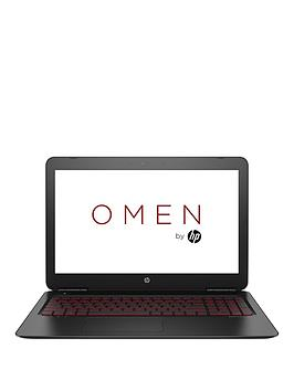 Hp Omen 15Ax202Na Intel&Reg Core&Trade I57300Hq Processor 8Gb Ram 1Tb Hard Drive  128Gb Ssd 15.6 Inch Full Hd Gaming Laptop With 2Gb Nvidia Gtx 1050 Graphics  Shadow Mesh  Laptop Only