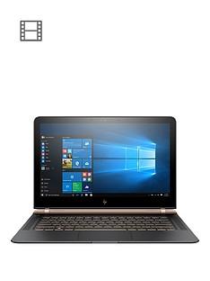 hp-spectre-13-v102na-intelreg-coretrade-i7-7500unbspprocessor-8gb-ram-512gbnbspssd-133-inch-full-hd-laptop-with-optional-microsoft-office-365-home-dark-ash-silver