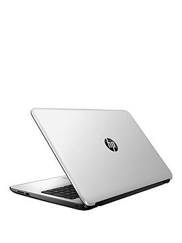 Hp 15Ay079Na Intel&Reg Pentium&Reg N3710 Processor 4Gb Ram 1Tb Hard Drive 15.6 Inch Laptop With Optional Microsoft Office 365 Home  White  Laptop With Microsoft Office 365 Home