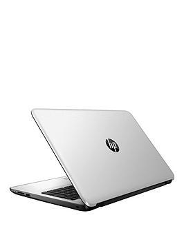 Hp 15Ay079Na Intel Pentium N3710 Processor 4Gb Ram 1Tb Hard Drive 15.6 Inch Laptop With Optional Microsoft Office 365 Home  White  Laptop With Microsoft Office 365 Home