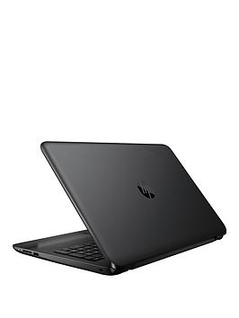 Hp 15Ay078Na Intel Pentium N3710 Processor 4Gb Ram 1Tb Hard Drive 15.6 Inch Laptop With Optional Microsoft Office 365 Home  Black  Laptop Only