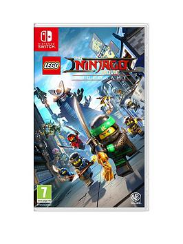 Nintendo Switch Nintendo Switch Switch Lego Ninjago The Movie : The Game Picture