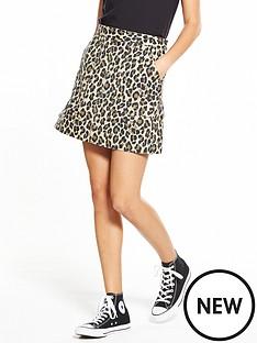 levis-polina-leopard-skirt